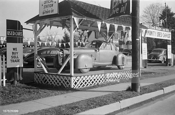 Tasco automobile 1950, retro