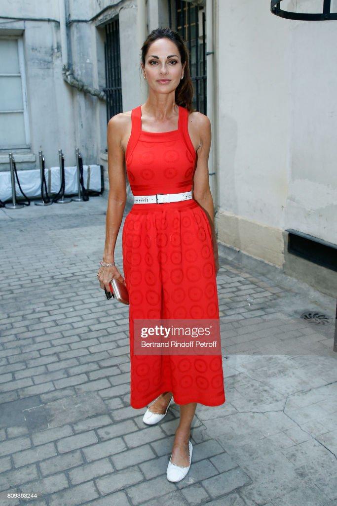 Azzedine Alaia Fashion Show At Azzedine Alaia Gallery In Paris