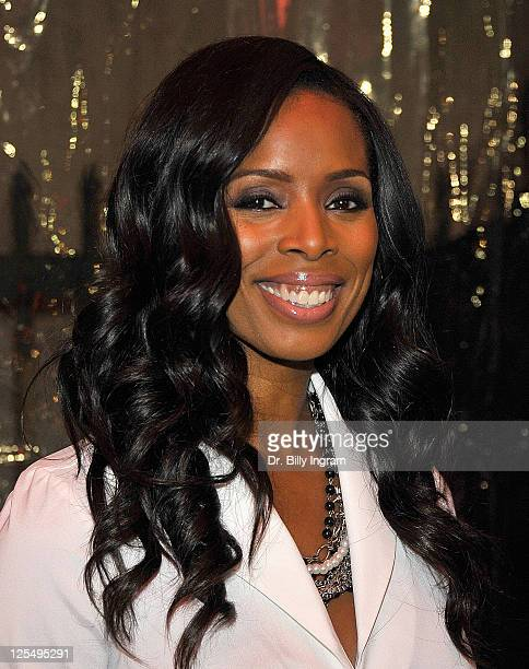 Tasha Smith attends the 10th Annual Heroes in the Struggle Gala at the Avalon on December 1 2010 in Hollywood California