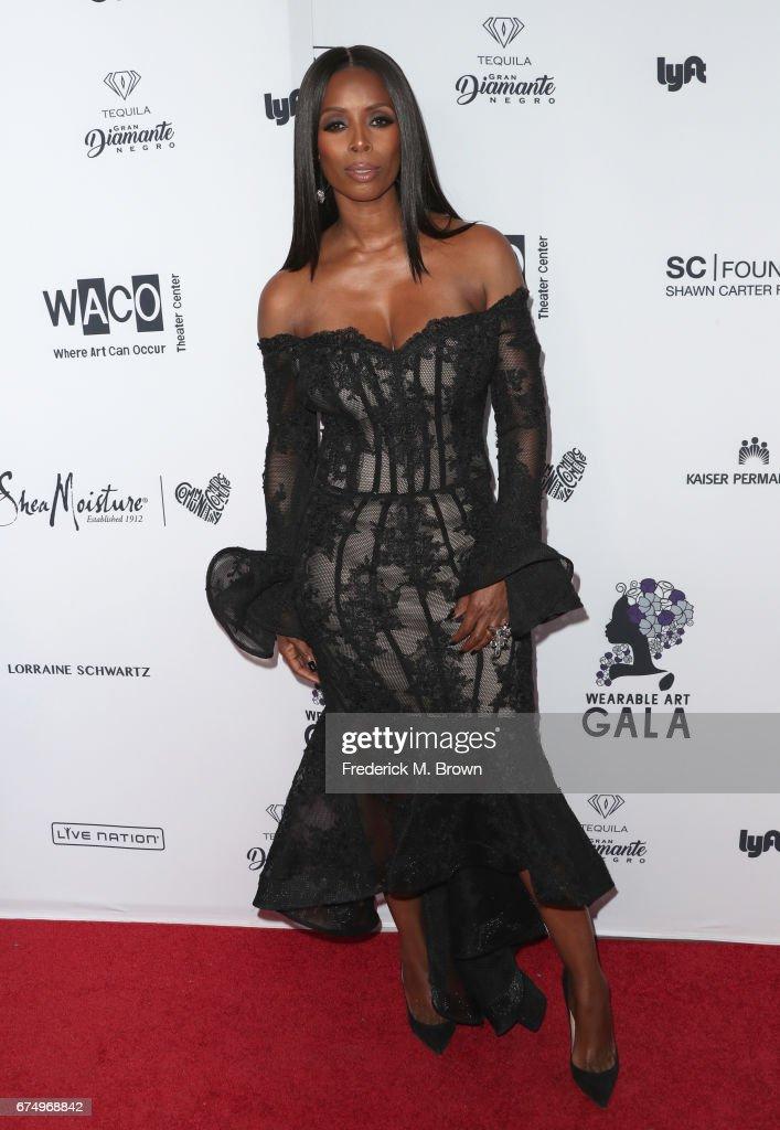 Wearable Art Gala - Arrivals : Fotografía de noticias