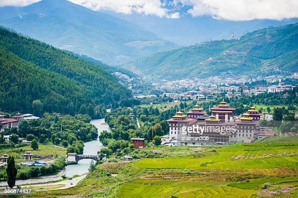 Tashi chho dzong, Thimphu, Bhutan