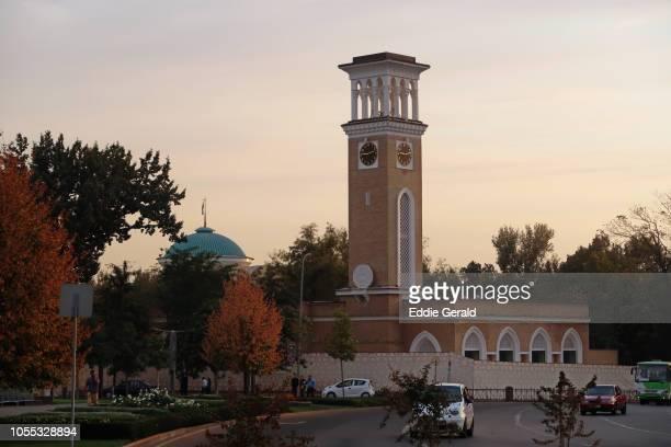Tashkent capital of Uzbekistan