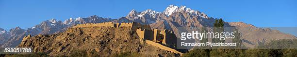 Tashkurgan Fort in xinjiang china