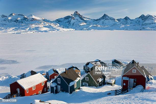 Tasiilaq in winter