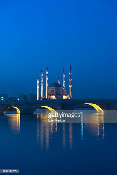 Taskopru Bridge and Sabanci Mosque