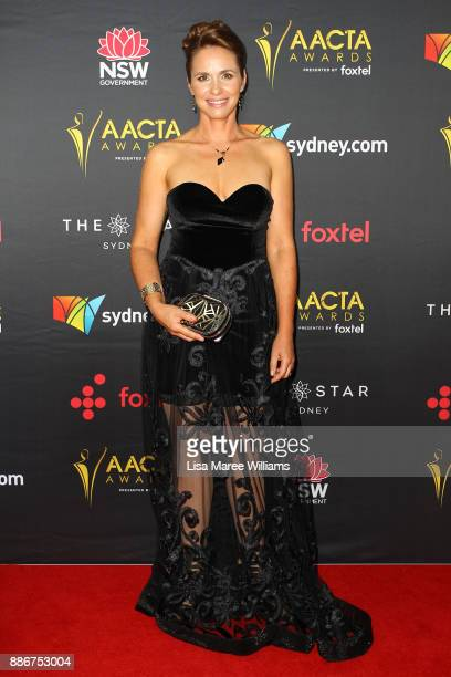 Tasma Walton attends the 7th AACTA Awards Presented by Foxtel | Ceremony at The Star on December 6 2017 in Sydney Australia