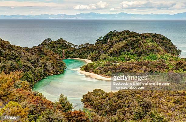 Tasman Bay, Abel Tasman National Park, NZ