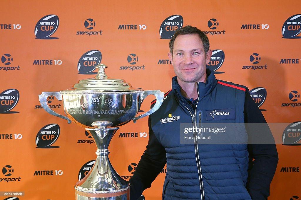 Mitre 10 Cup Season Launch