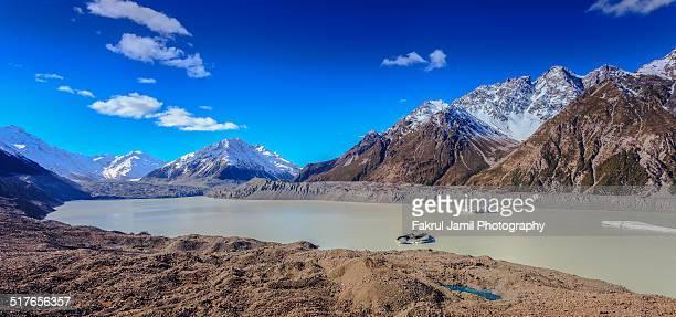 Tasman Glacier, New Zealand