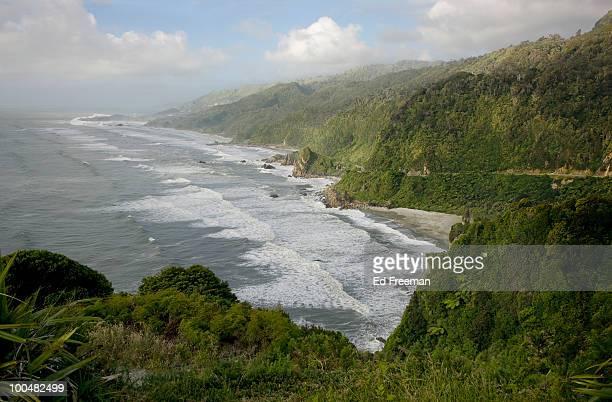Tasman Sea South Island, New Zealand
