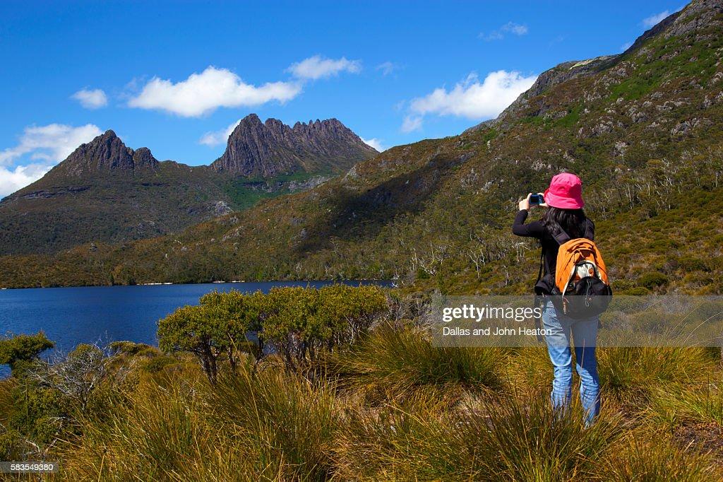 Tasmania, Cradle Mountain : Stock Photo