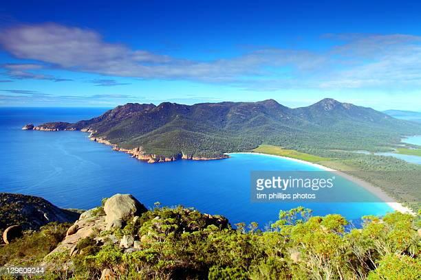 Tasmania Wine Glass bay