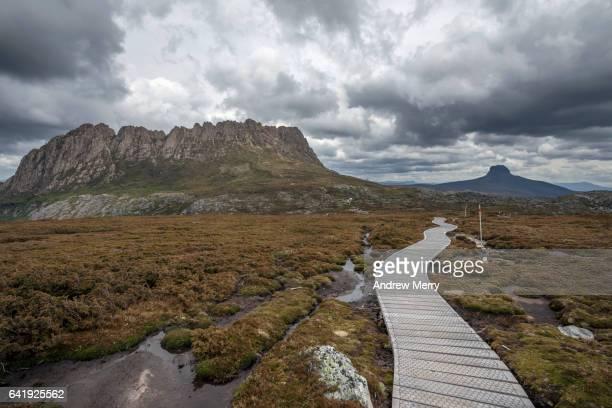 Tasmania's iconic Overland Track