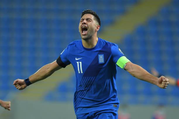 GEO: Georgia v Greece - 2022 FIFA World Cup Qualifier