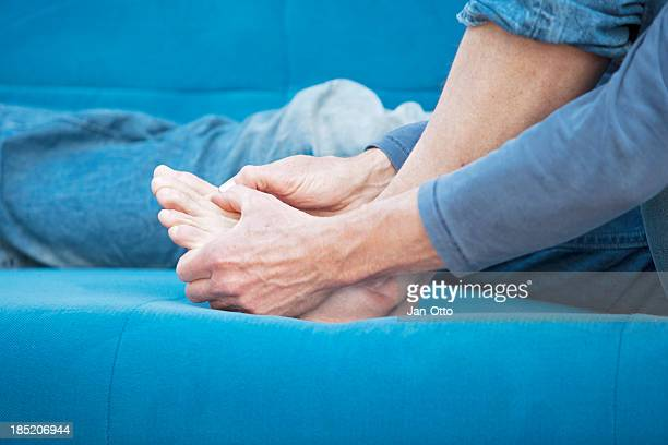 gout - pain stock pictures, royalty-free photos & images