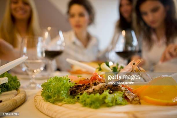 Tasteful Dinner