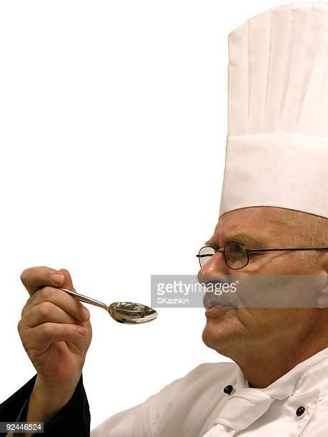 テイスティング - コック帽 ストックフォトと画像