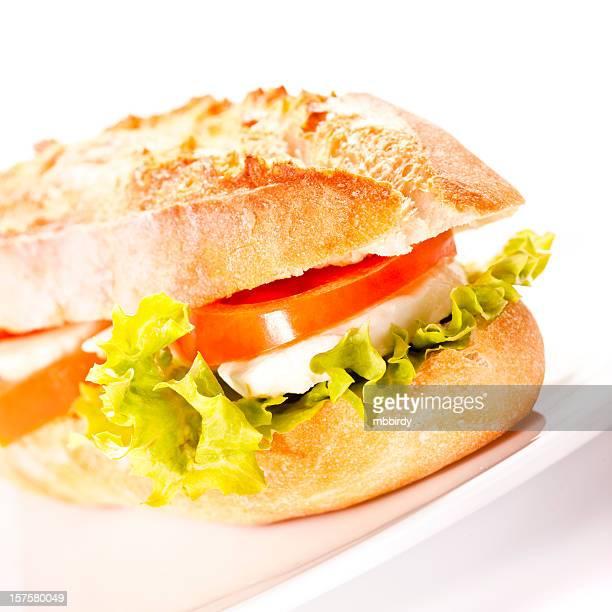 Savoureux sandwich