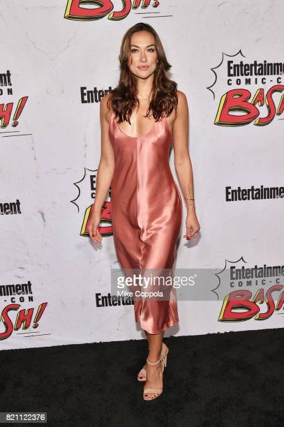 Tasya Teles at Entertainment Weekly's annual ComicCon party in celebration of ComicCon 2017 at Float at Hard Rock Hotel San Diego on July 22 2017 in...