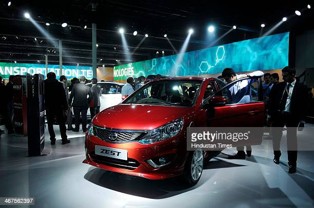 Tata Motors Pavillion Stock Photos And Pictures Getty Images
