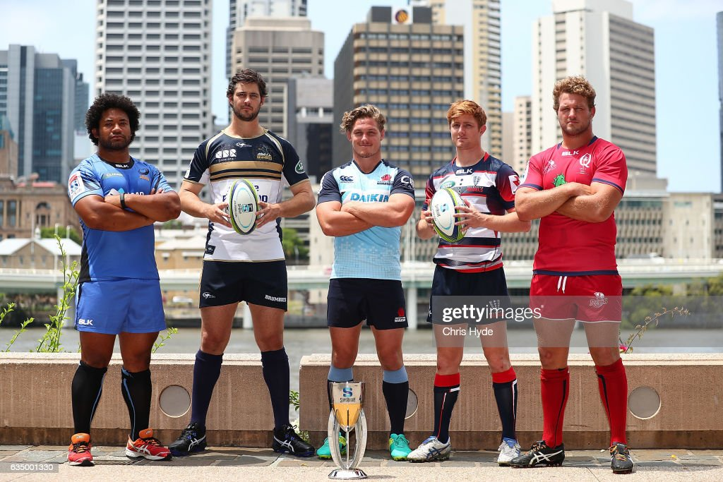 2017 Super Rugby Media Launch