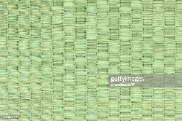 Tatami mat, close up, full frame