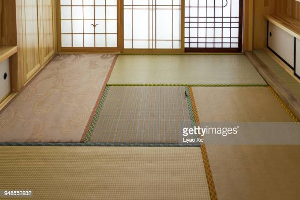 tatami mat - 和室 ストックフォトと画像