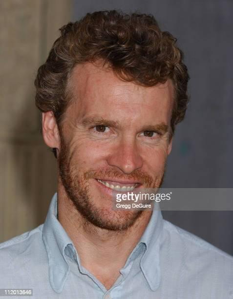 Tate Donovan during 2004 Fox AllStar Party at 20th Century Fox Studios in Los Angeles California United States