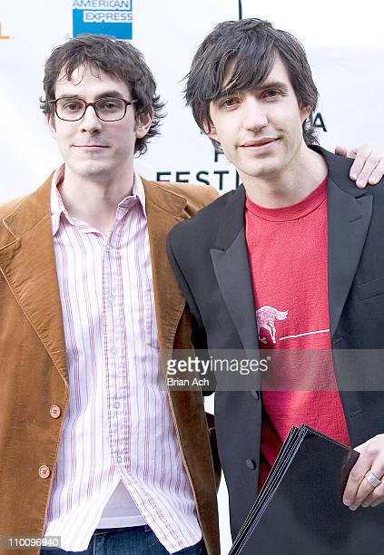 Tate Ellington and Emanuel Michael during 5th Annual Tribeca Film Festival 'The Elephant King' Premiere at AMC Loews 11th St Cinemas in New York New...