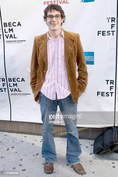 Tate Ellington during 5th Annual Tribeca Film Festival 'The Elephant King' Premiere at AMC Loews 11th St Cinemas in New York New York United States