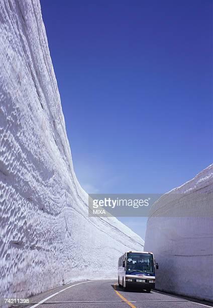 Tateyama Alpine Route, Toyama Prefecture, Japan
