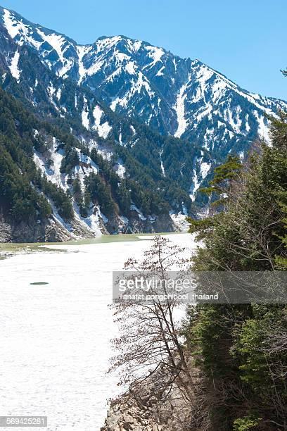 Tateyama mountain range, Toyama Prefecture