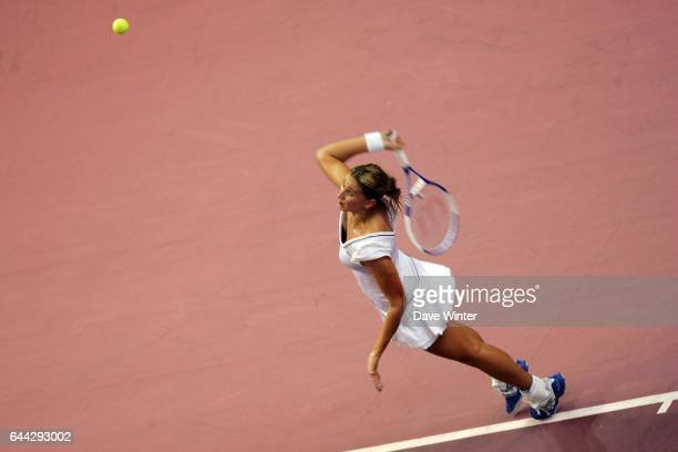 Tatiana GOLOVIN Open Gaz de France Paris Photo Dave Winter / Icon Sport