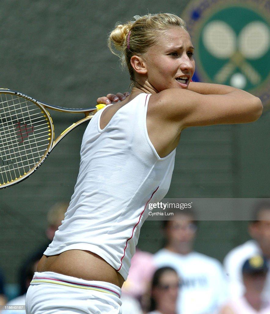 2004 Wimbledon Championships - Ladies' Singles - Fourth Round - Serena Williams