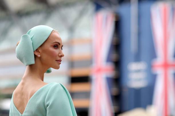 GBR: Tatiana Korsakova Ladies Day Royal Ascot