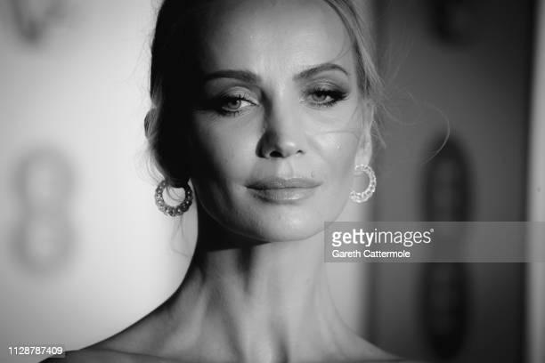 Tatiana Korsakova attends the EE British Academy Film Awards at Royal Albert Hall on February 10 2019 in London England