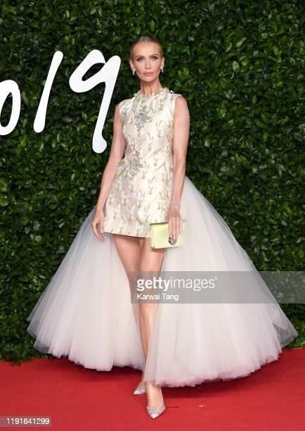 Tatiana Korsakova attends The Fashion Awards 2019 at the Royal Albert Hall on December 02 2019 in London England