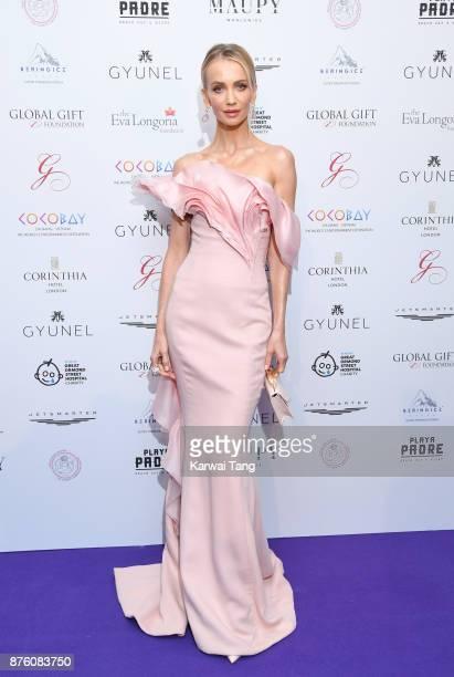 Tatiana Korsakova attends The Global Gift gala held at the Corinthia Hotel on November 18 2017 in London England