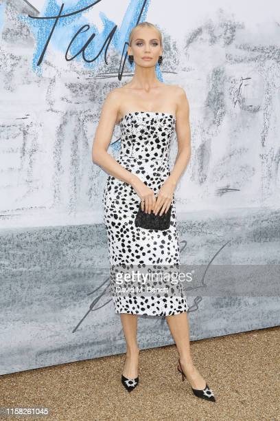Tatiana Korsakova attends The Summer Party 2019 presented by Serpentine Galleries Chanel and hosted by Michael R Bloomberg Hans Ulrich Obrist Sir...