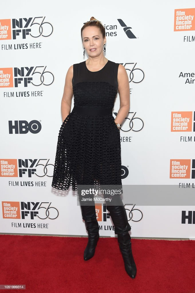 "NY: 56th New York Film Festival - ""At Eternity's Gate"" - Arrivals"