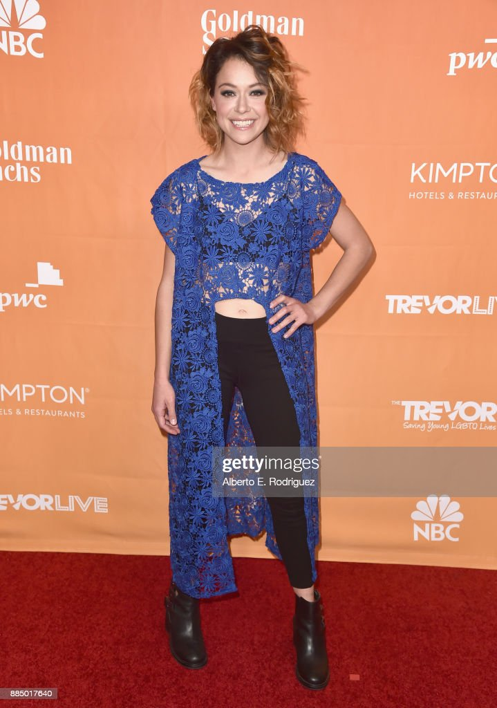 The Trevor Project's 2017 TrevorLIVE LA - Arrivals