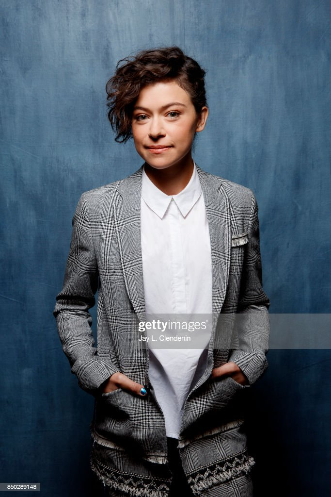 Tatiana Maslany, from the film 'Stronger,' poses for a portrait at the 2017 Toronto International Film Festival for Los Angeles Times on September 8, 2017 in Toronto, Ontario.