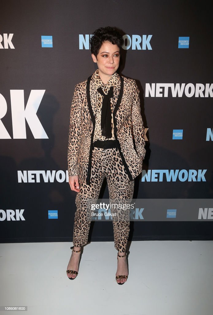 """""""Network"""" Broadway Opening Night After Party : News Photo"""