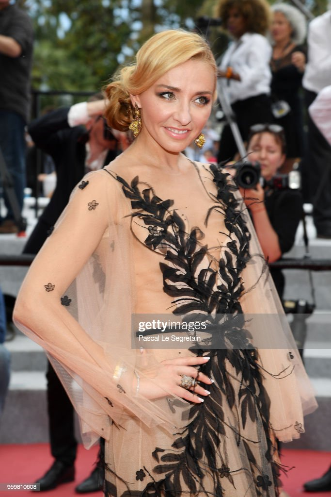 """Ayka "" Red Carpet Arrivals - The 71st Annual Cannes Film Festival"