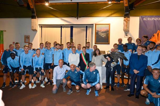 ITA: SS Lazio Team Presentation