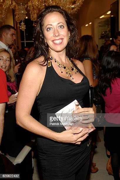 Tatiana Platt attends VOGUE and ELIE TAHARI host cocktails to celebrate TATIANA BONCOMPAGNI's new book GILDING LILY at Elie Tahari on September 10...
