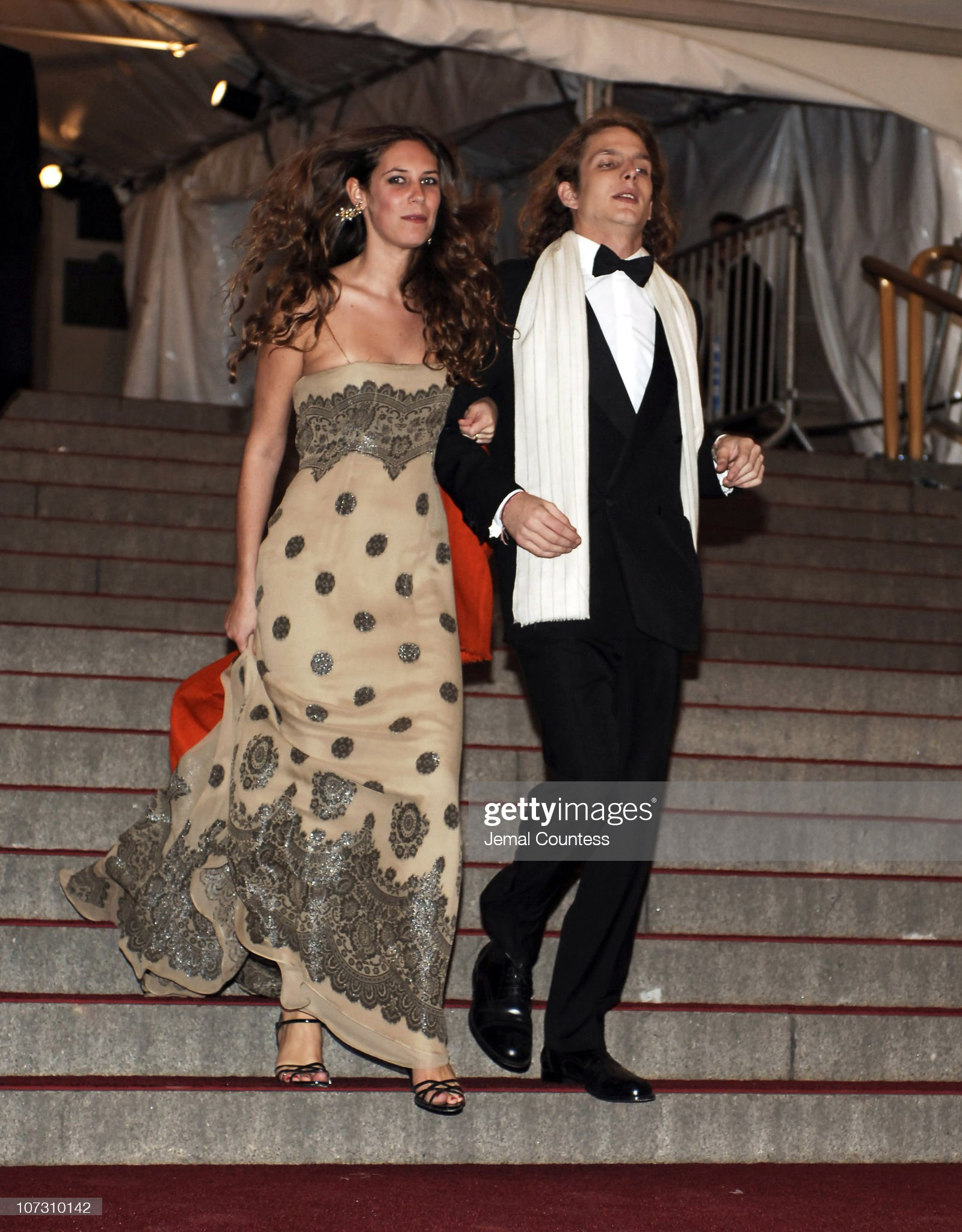 """""""AngloMania"""" Costume Institute Gala at The Metropolitan Museum of Art - Departures : News Photo"""