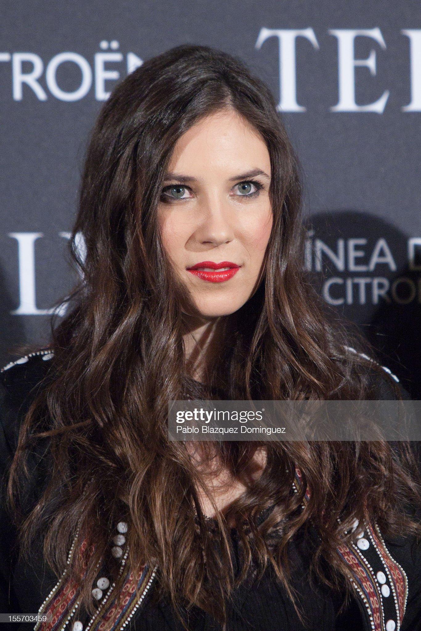 Telva Fashion Awards 2012 : News Photo