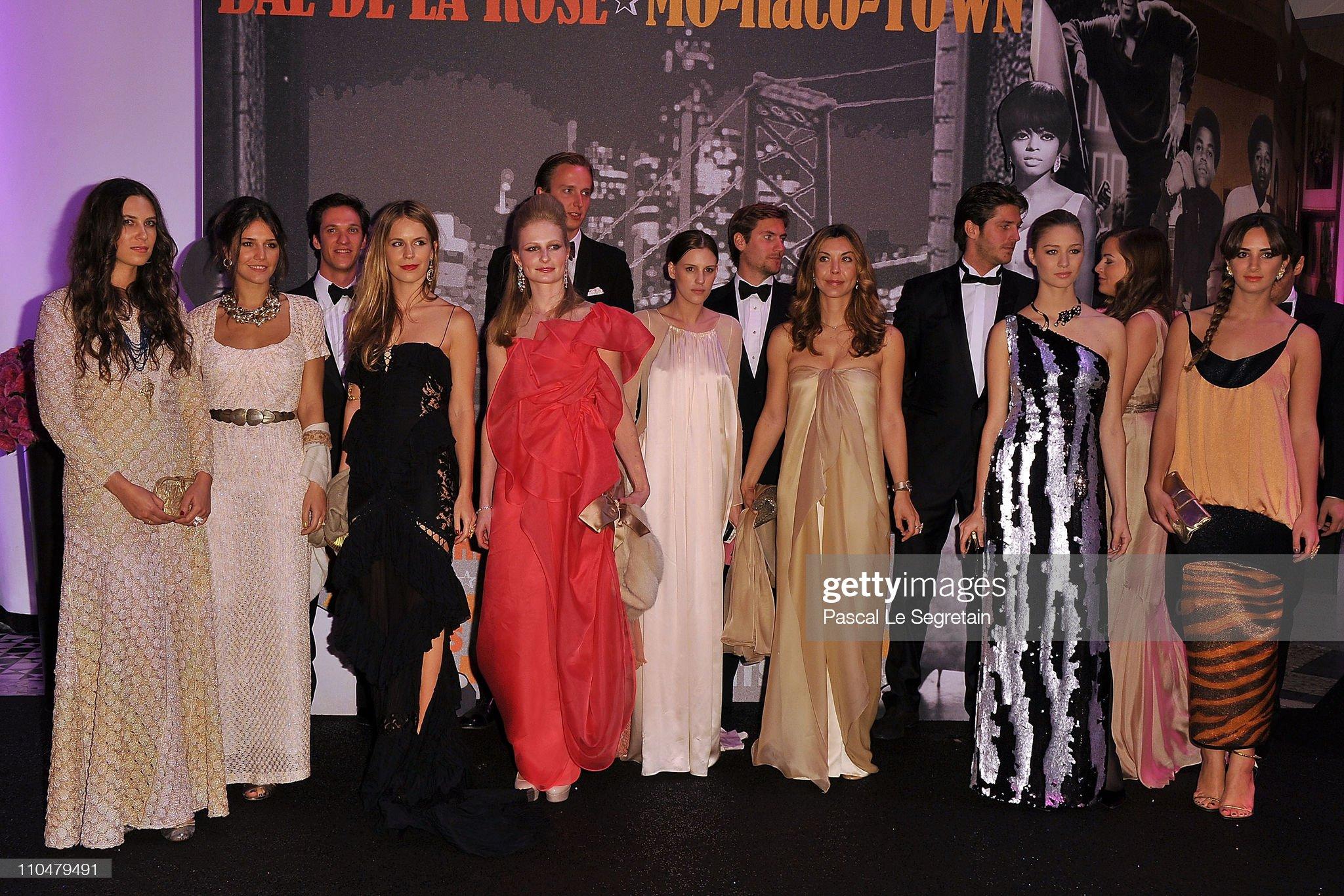 Monaco Rose Ball 2011 : News Photo