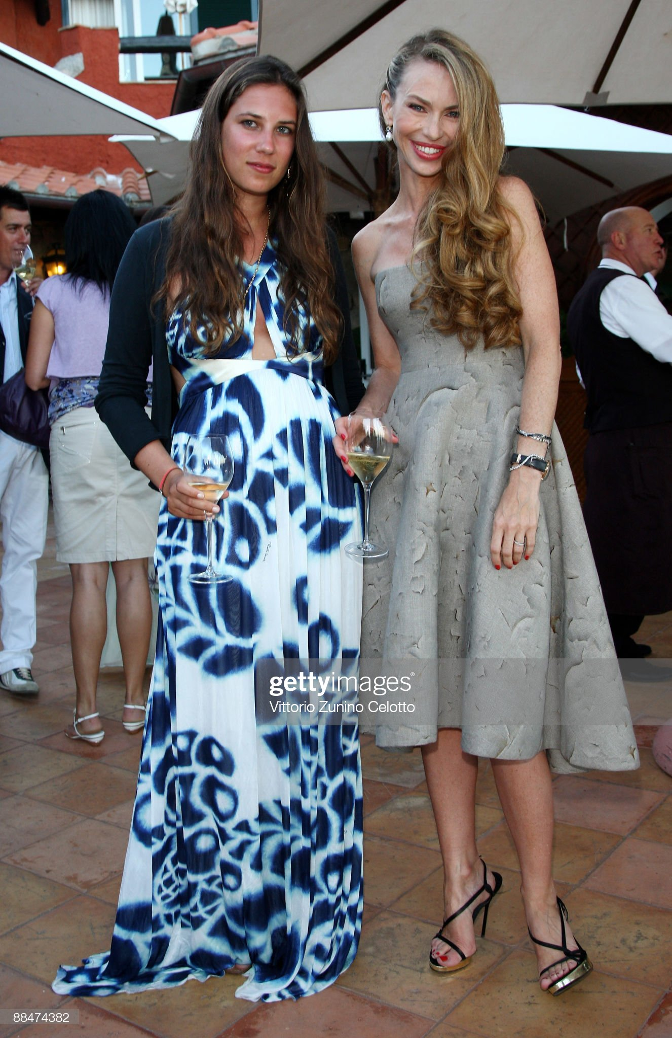 Il Pellicano Hosts Summer Party With Jurgen Teller : News Photo
